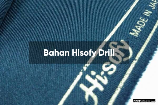 Bahan Hisofy Drill